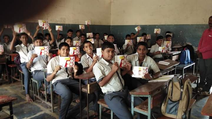 Story about our supporters-Lets Tute and DHL Express India