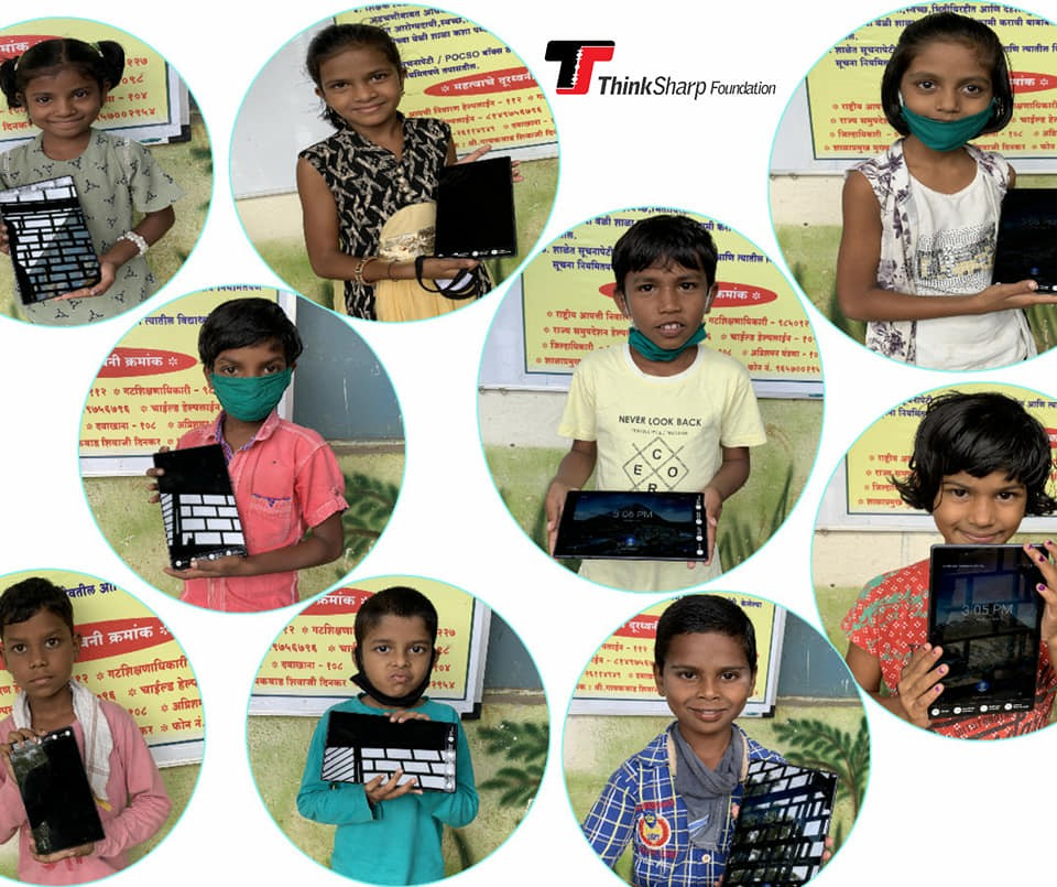 Young changemakers raised INR 400,000 to bridge the digital education divide